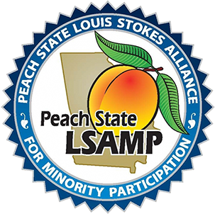 Peach State Louis Stokes Alliance for Minority Participation (PSLSAMP) logo